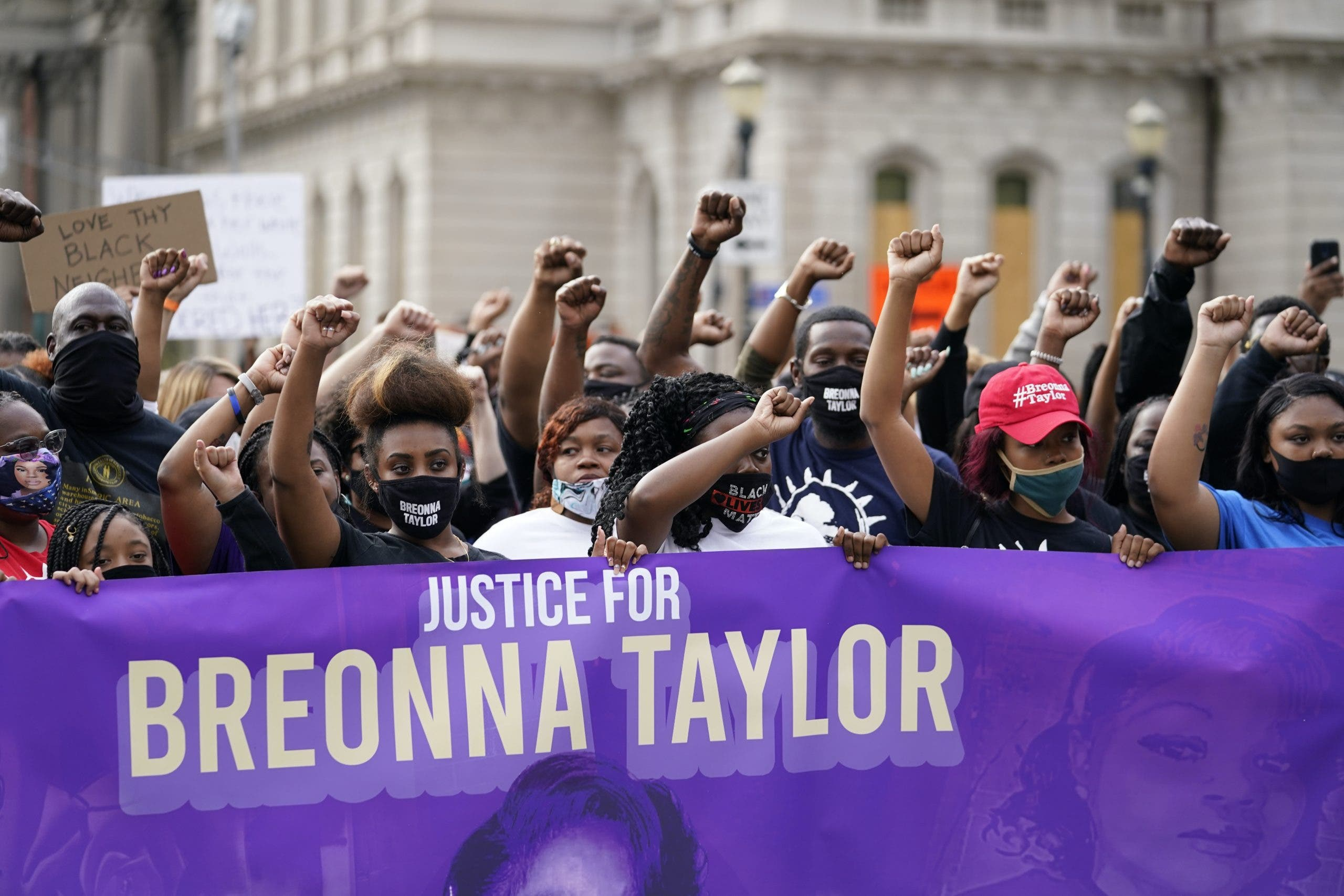 Breonna Taylor's family demands release of body camera footage