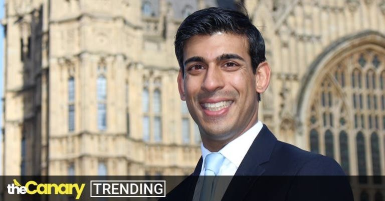 Rishi Sunak 'can't save every job', but he can save the queen