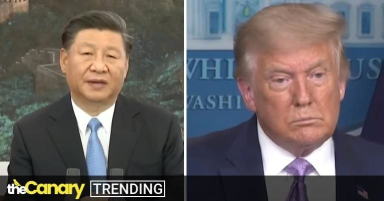 With a 'game-changing' pledge, China makes Donald Trump the pariah of the planet