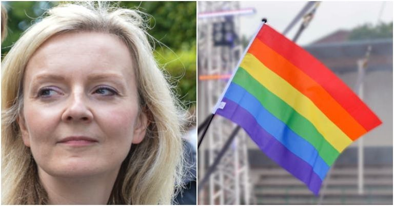 Liz Truss says the UK should be 'kinder' to trans people. But her government's actions don't match this message