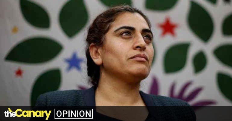 Yet another Kurdish woman is jailed for insulting the megalomaniac Turkish president