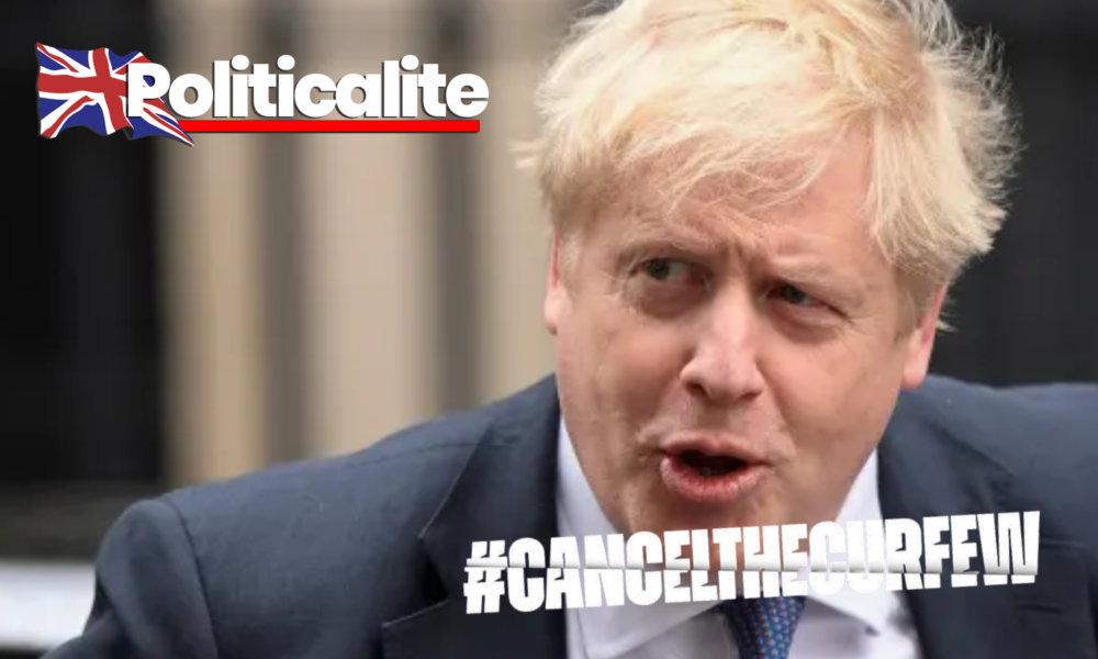 YOU'RE NOT COMING IN! Bars and Restaurants Across Britain REFUSE to Serve MPs over 10 pm Curfew #CancelTheCurfew