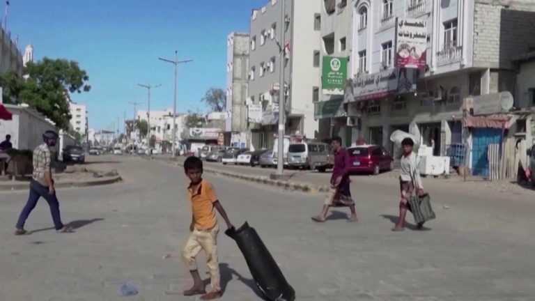 Read more about the article A Crisis Made in America: Yemen on Brink of Famine After U.S. Cuts Aid While Fueling War