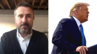 """Jeremy Scahill on Trump's """"Homicidal"""" Pandemic Response & What's at Stake in November Election"""