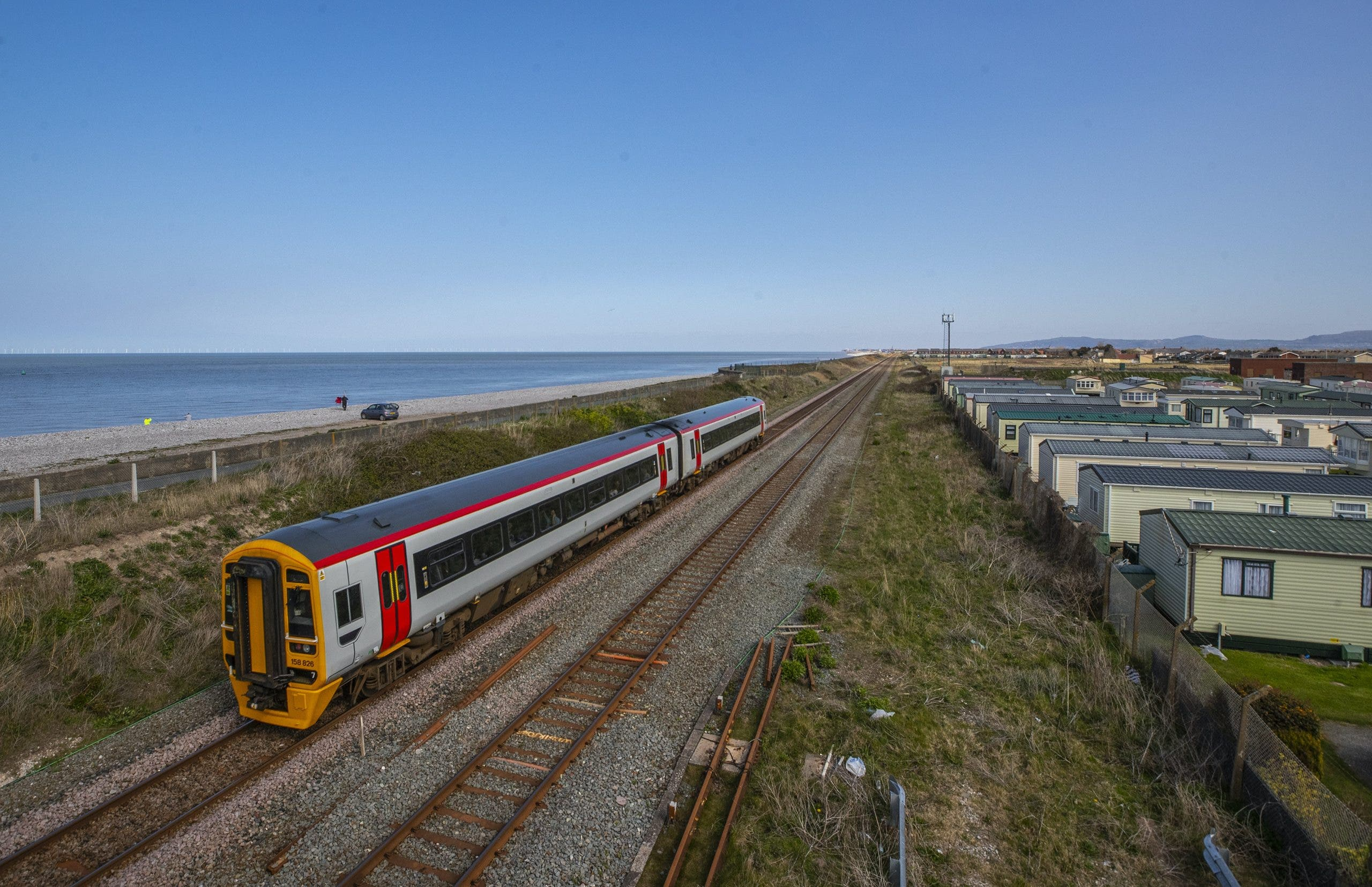 Welsh government announces nationalisation of rail service