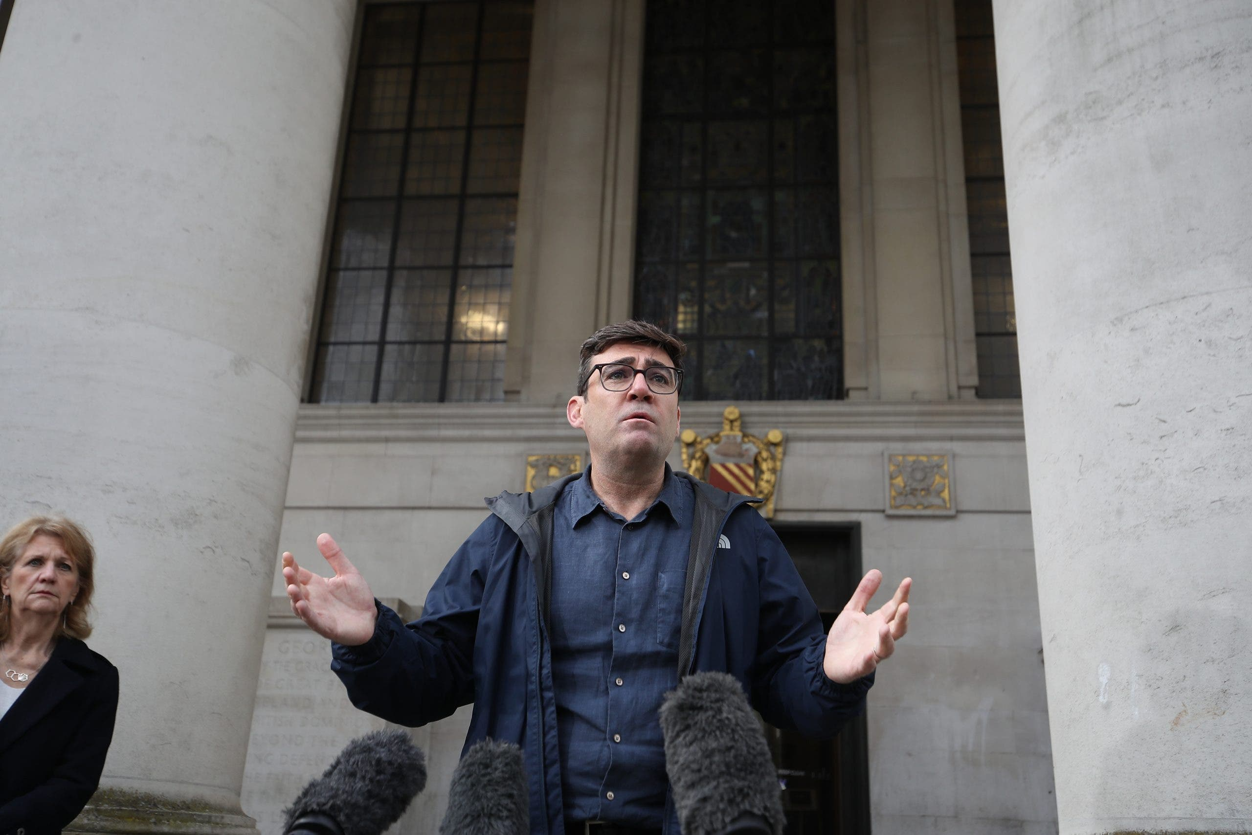 Burnham blames Sunak in Manchester lockdown row as he calls for Labour party support