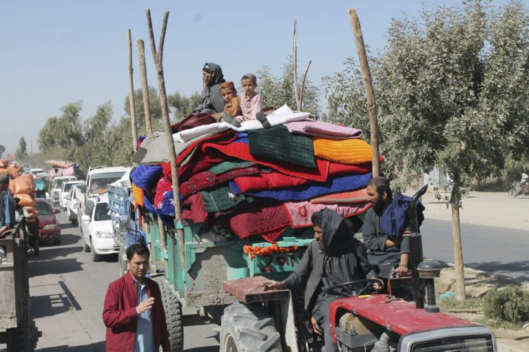 Violence continues to threaten Afghan peace process