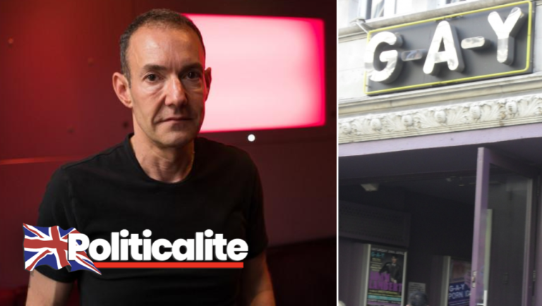 CANCEL THE CURFEW! Owner of G-A-Y Launches LEGAL CHALLENGE against 10pm Corona Curfew