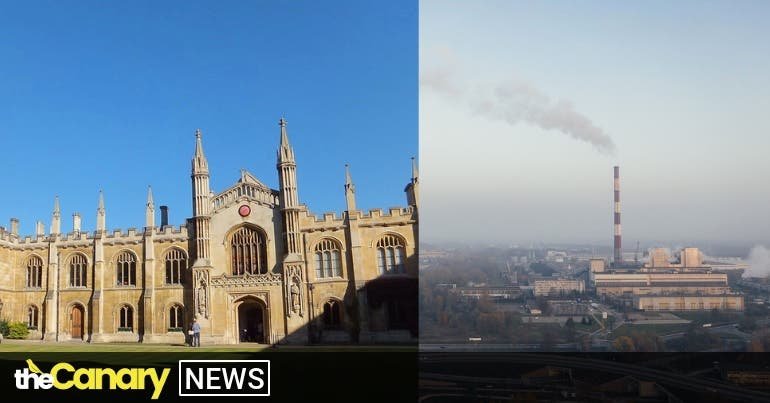 'Historic victory' as five years of campaigning forces Cambridge University to divest from climate-wrecking companies