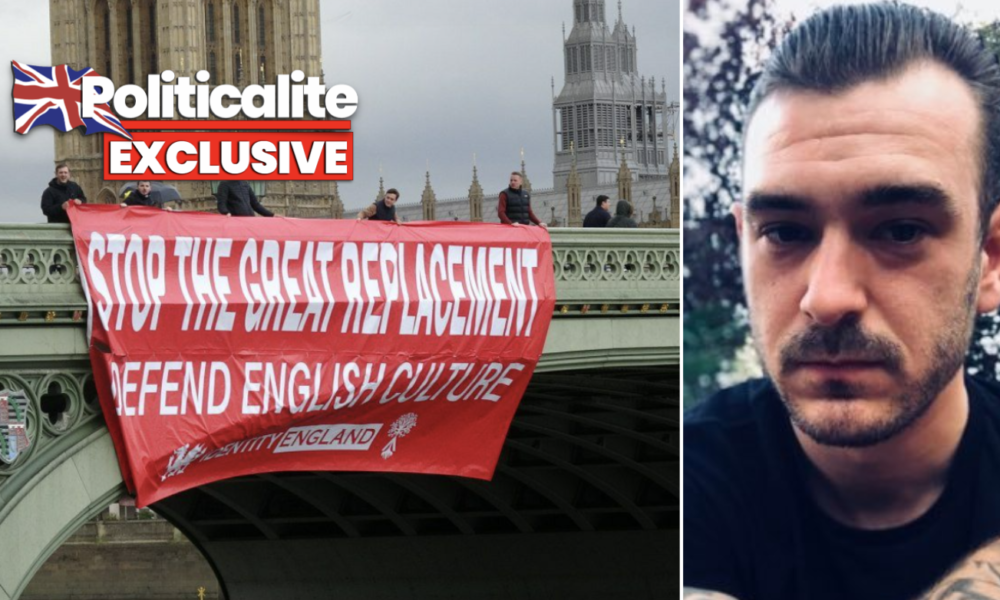 EXCLUSIVE: Charlie Fox's Identity England Vow To 'Protect Rights of English'