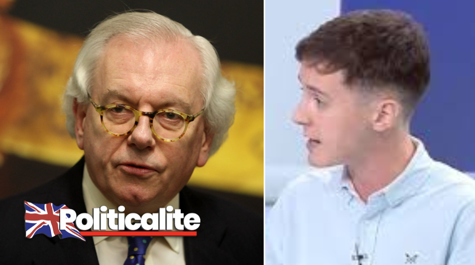 GRIMES' CRIMES: Right Wing Commentator Under Police Investigation After Starkey Interview