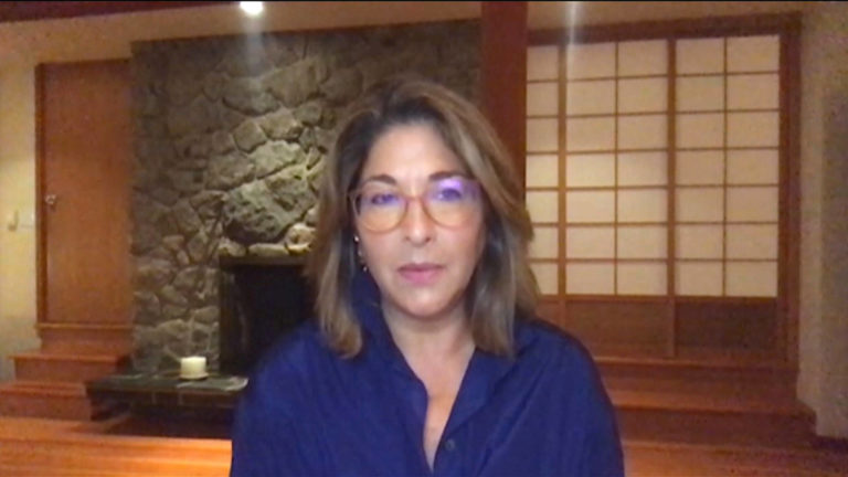 Read more about the article Naomi Klein: I Fear Trump Will Exploit His COVID Infection to Further Destabilize the Election