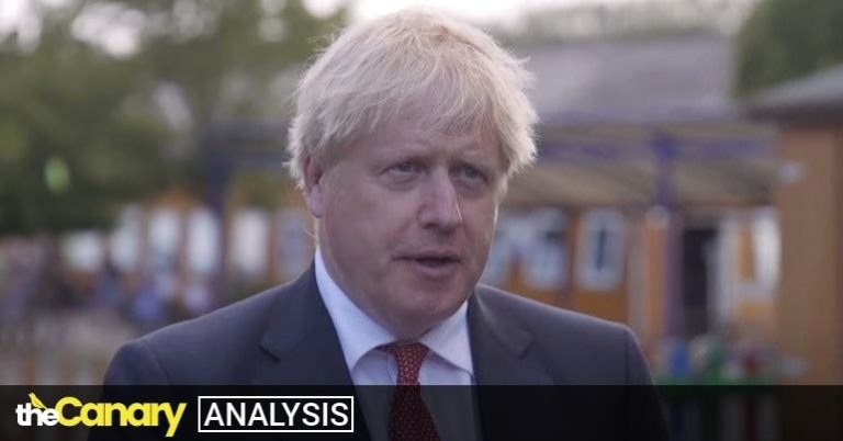 Boris Johnson has broken the whopping promise he made to Brits a year ago today