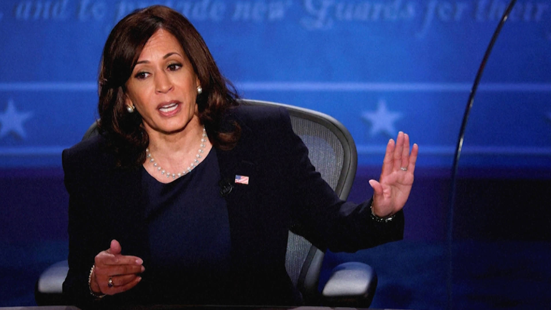 The Greatest Failure in Presidential History: Kamala Harris Slams Trump/Pence's Handling of COVID-19