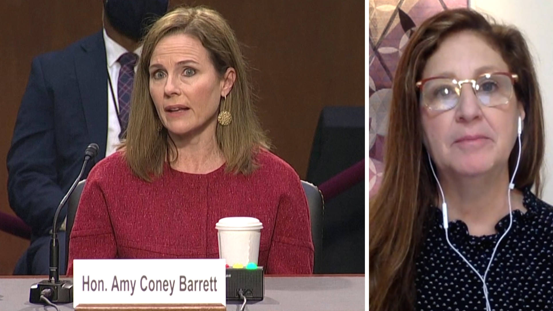 "Dahlia Lithwick: Amy Coney Barrett May Claim Neutrality, But Her Record Is ""Extremely Conservative"""