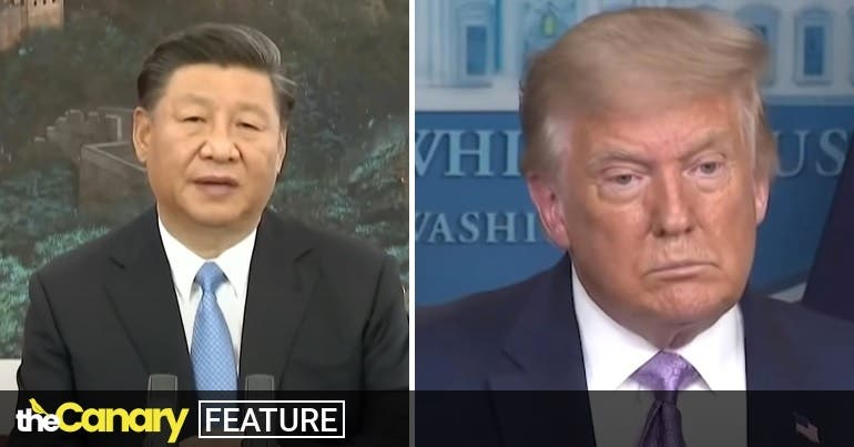 Read more about the article Western leaders 'not serious on climate change': Vijay Prashad talks Trump's Cold War with China