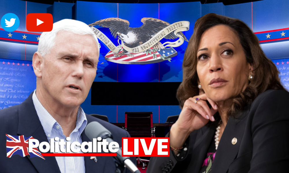 WATCH LIVE: Mike Pence and Kamala Harris take part in Vice Presidential Debate in Salt Lake City