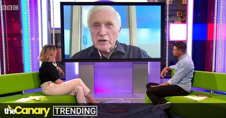 Dimbleby's silencing on The One Show sums up the mindless programme perfectly
