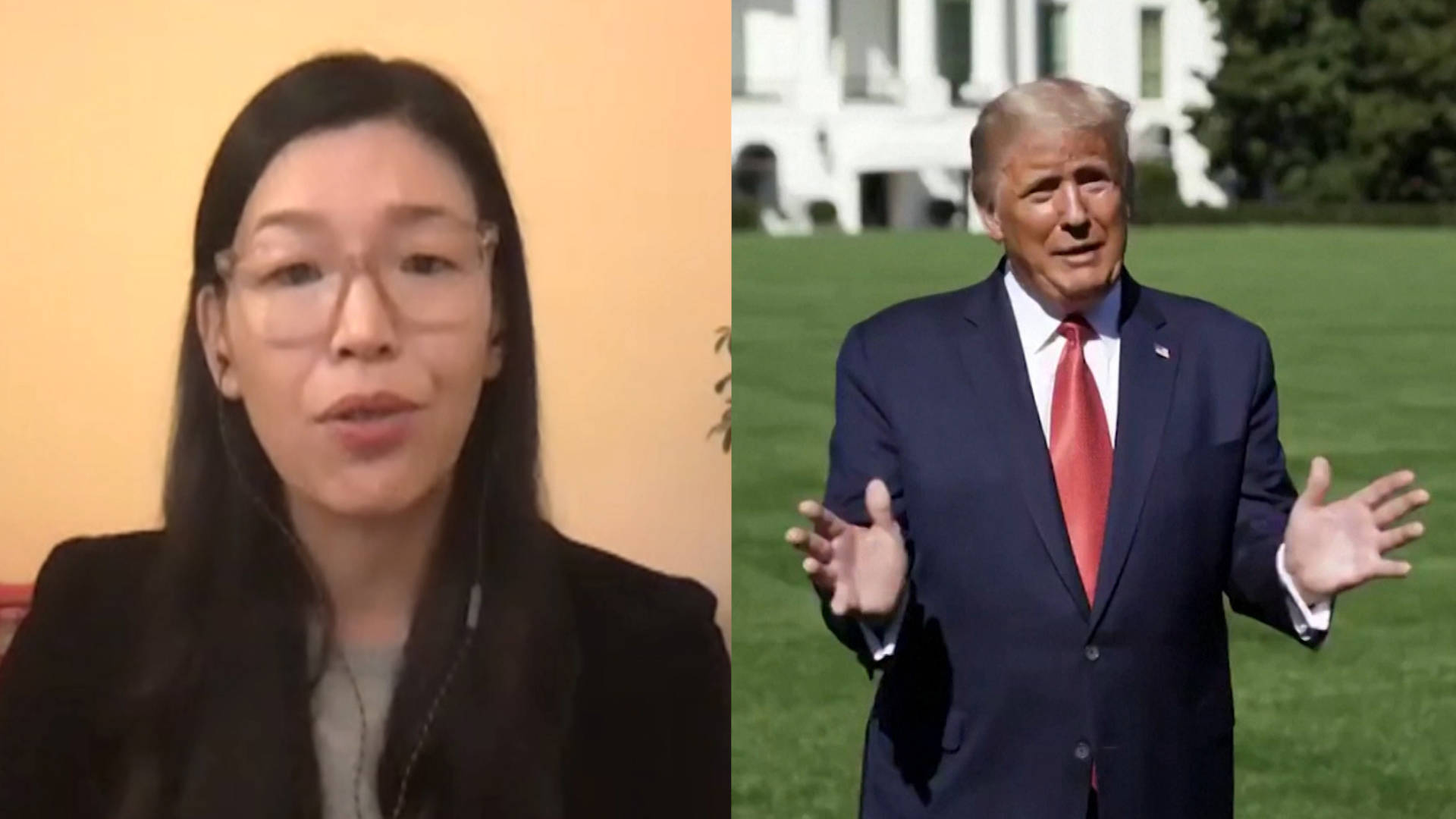 """Ai-jen Poo: Trump Flouts COVID-19 Safety Rules with """"Utter Disregard"""" for White House Domestic Staff"""