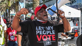 "Voting Activist Desmond Meade on Re-enfranchising People & Why ""Ex-Felon"" Is a Dehumanizing Label"