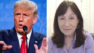 Can Trump Pardon Himself? Jane Mayer on Trump's Desperate Bid to Stay in Power & Avoid Prosecution