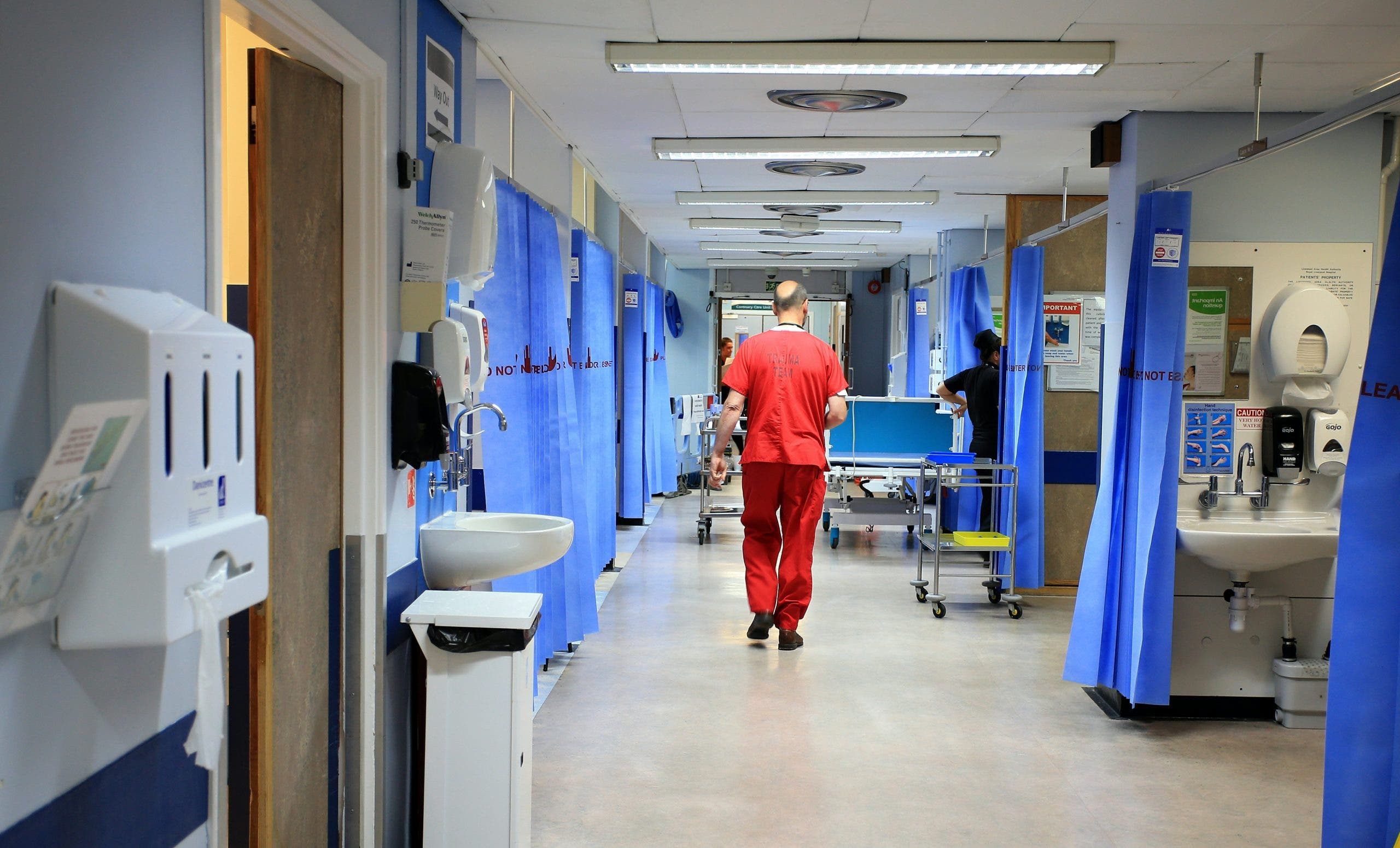 Read more about the article More patients enduring long waits for NHS treatment
