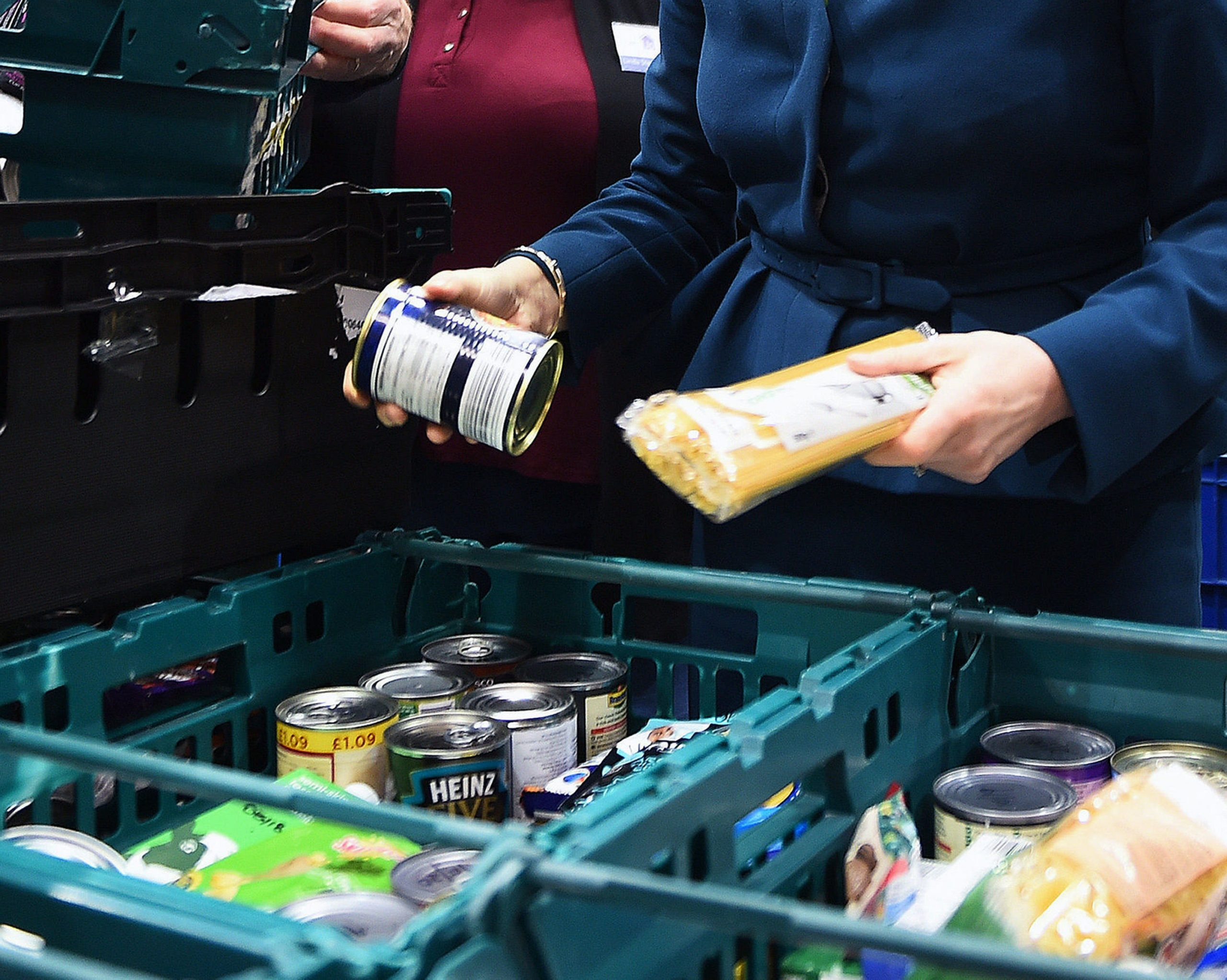 Demand for food parcels from cancer patients spikes since onset of pandemic