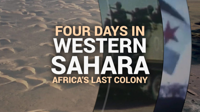 Read more about the article Four Days in Occupied Western Sahara — A Rare Look Inside Africa's Last Colony as Ceasefire Ends