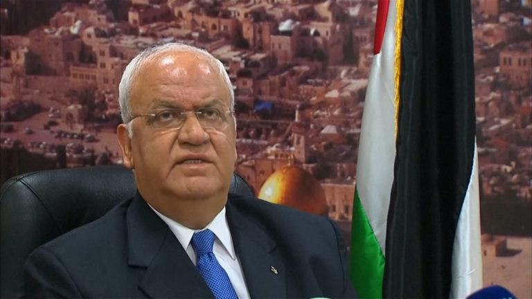 Read more about the article Palestinian Peace Negotiator Saeb Erekat Dies of COVID as Virus Rips Through Occupied Territories