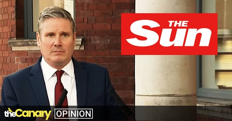 Labour briefing the Sun drags Keir Starmer's week to a new low