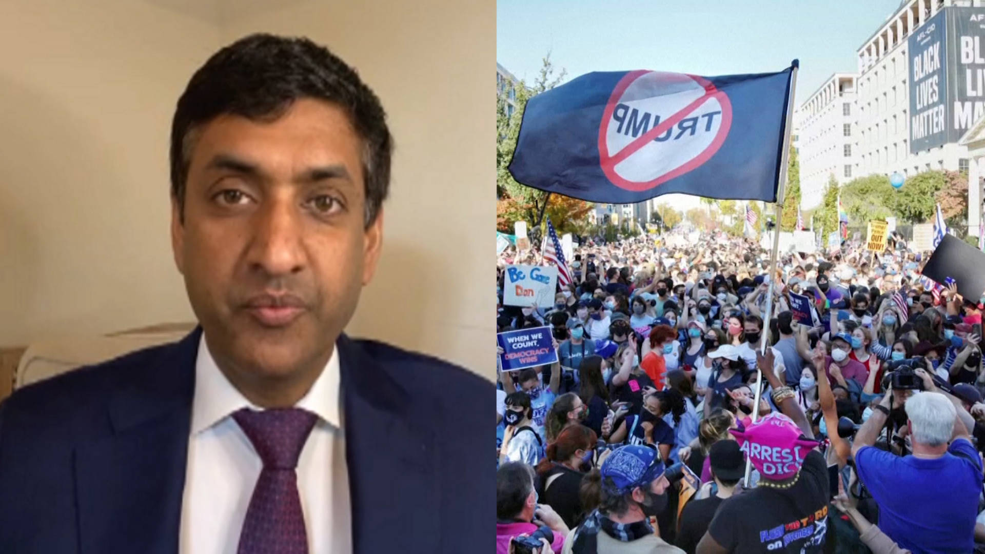 Read more about the article Ro Khanna: Progressives Helped Biden Win. We Can't Stop Push for Green New Deal & Medicare for All
