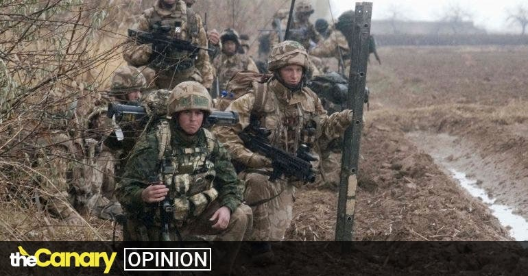 Read more about the article The Tory War Crimes Immunity Bill is betrayal of the troops by their officers