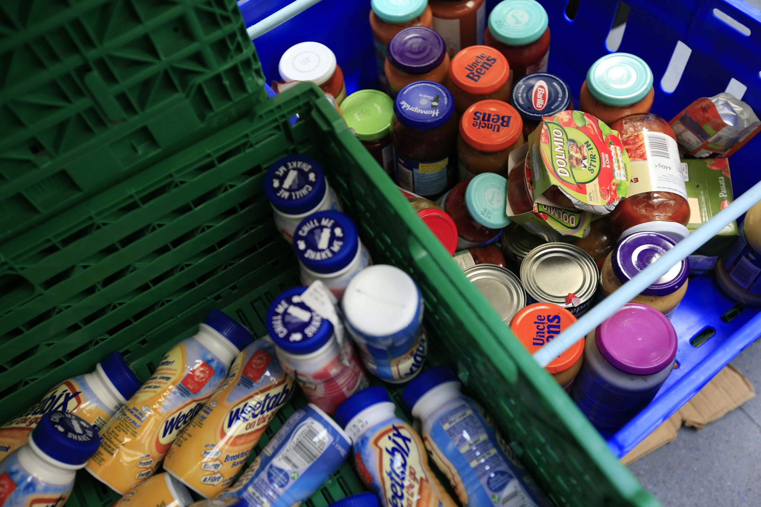 Read more about the article Third of families on benefits will rely on charity food this Christmas – survey