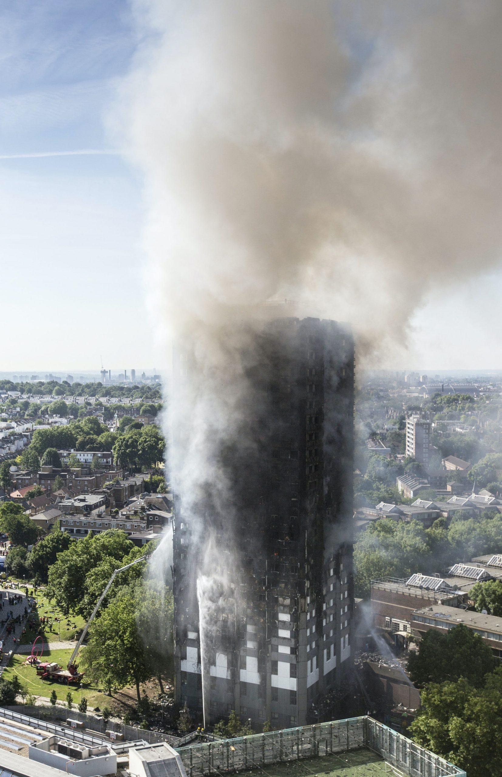 Read more about the article Grenfell insulation firm used PR agency to lobby MPs weeks after deadly fire