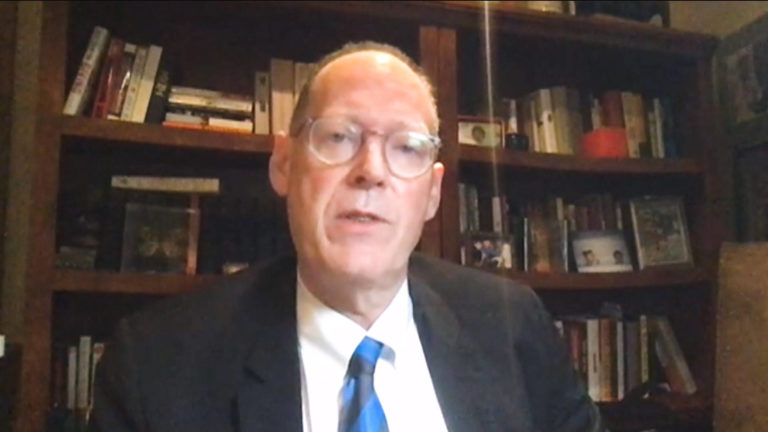 Read more about the article Dr. Paul Farmer: Centuries of Inequality in the U.S. Laid Groundwork for Pandemic Devastation