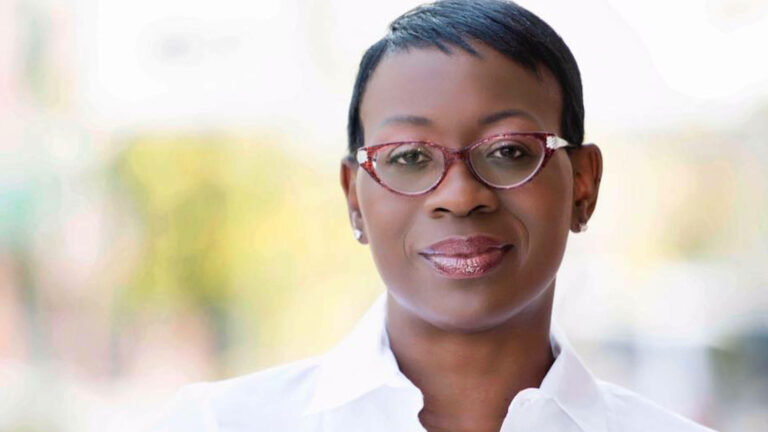 """Read more about the article Nina Turner Launches Bid for Congress, Pledging """"No Honeymoon"""" for Biden Administration"""