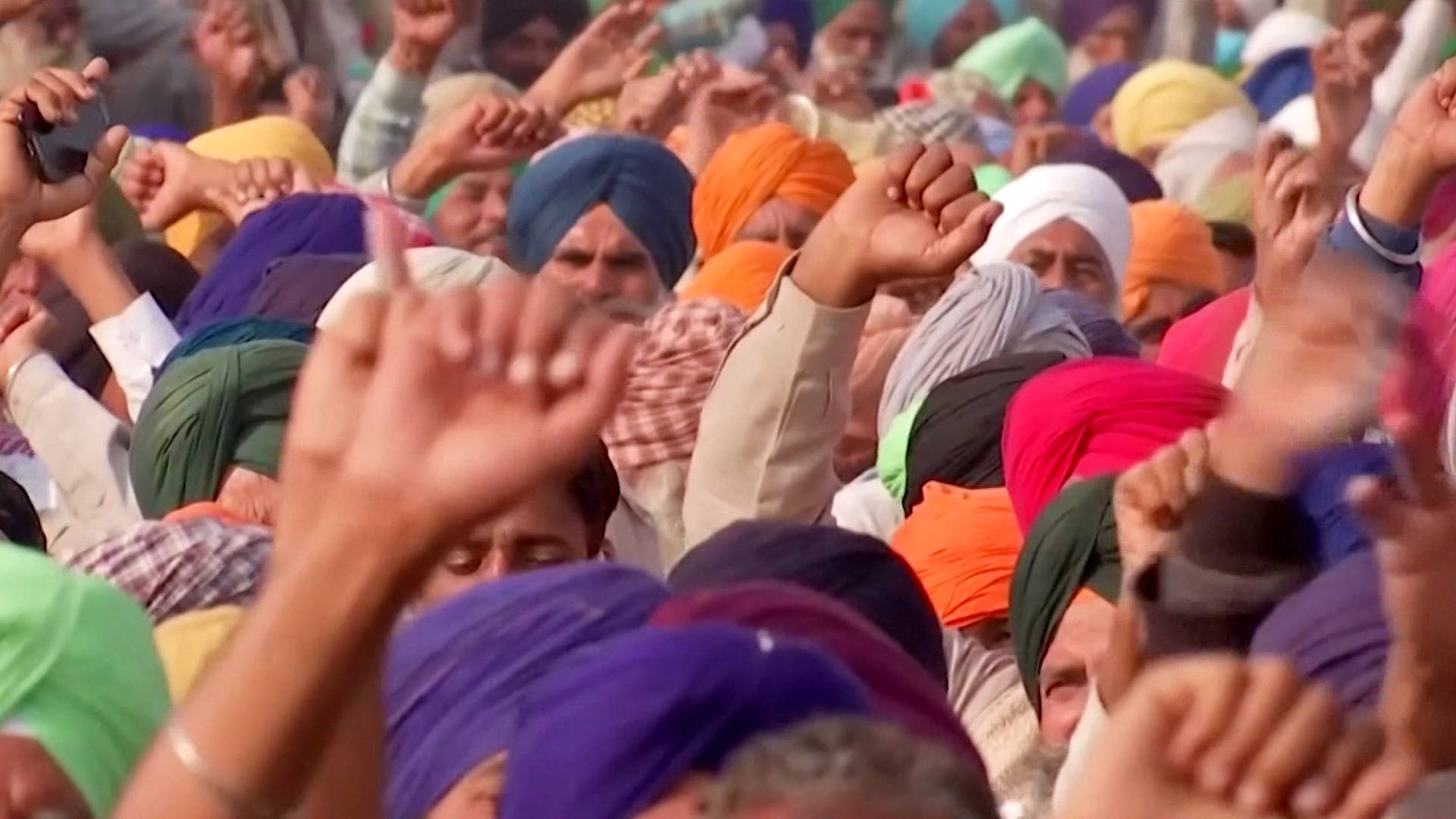 Indian Farmers Lead Historic Strike & Protests Against Narendra Modi, Neoliberalism & Inequality