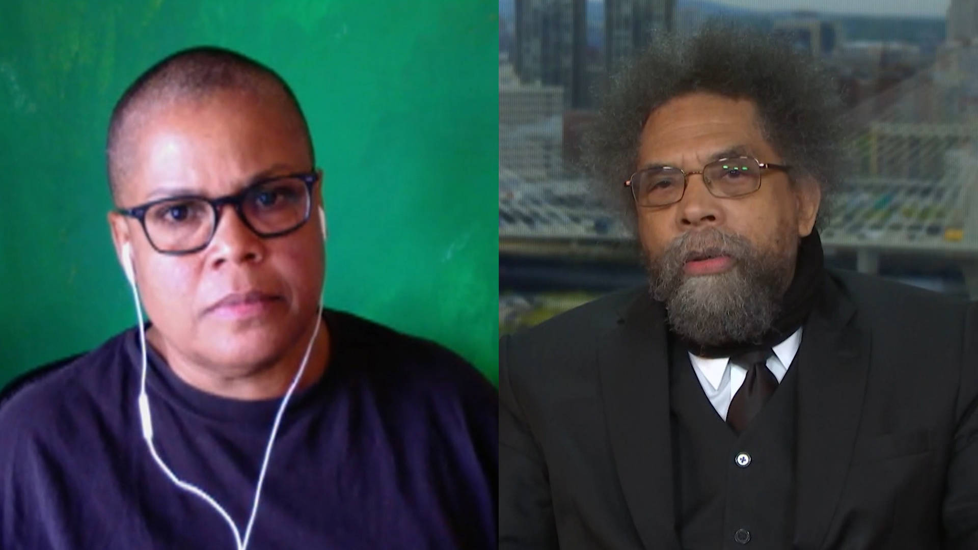 """Read more about the article """"America's Moment of Reckoning"""": Keeanga-Yamahtta Taylor & Cornel West on Uprising Against Racism"""