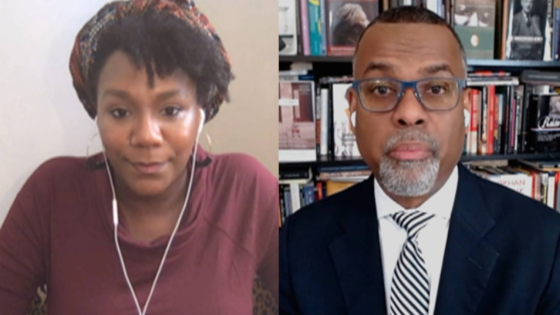 Read more about the article Bree Newsome & Prof. Eddie Glaude: The Black Lives Matter Movement Helped the Democrats Defeat Trump