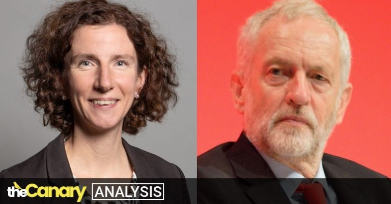 Read more about the article Anneliese Dodds just officially ended the 'Corbyn project'