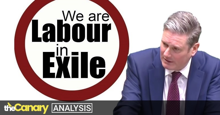 You are currently viewing A group of suspended members just put Keir Starmer on notice