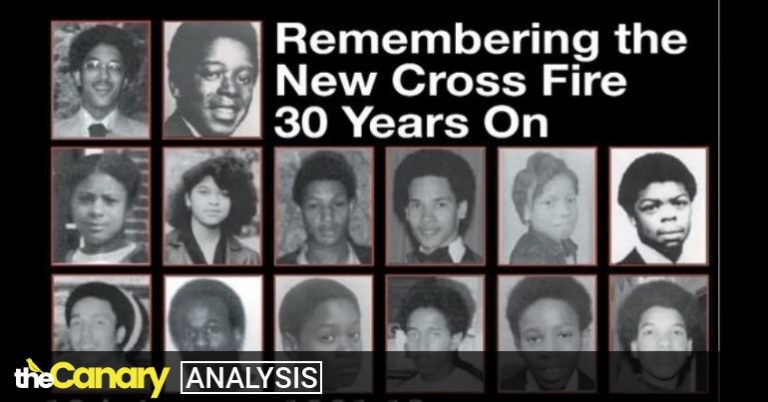 Read more about the article '13 dead and nothing said' – 40 years since the New Cross fire tragedy