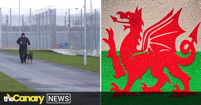 Read more about the article Welsh language speaker alleges discrimination at Britain's largest prison