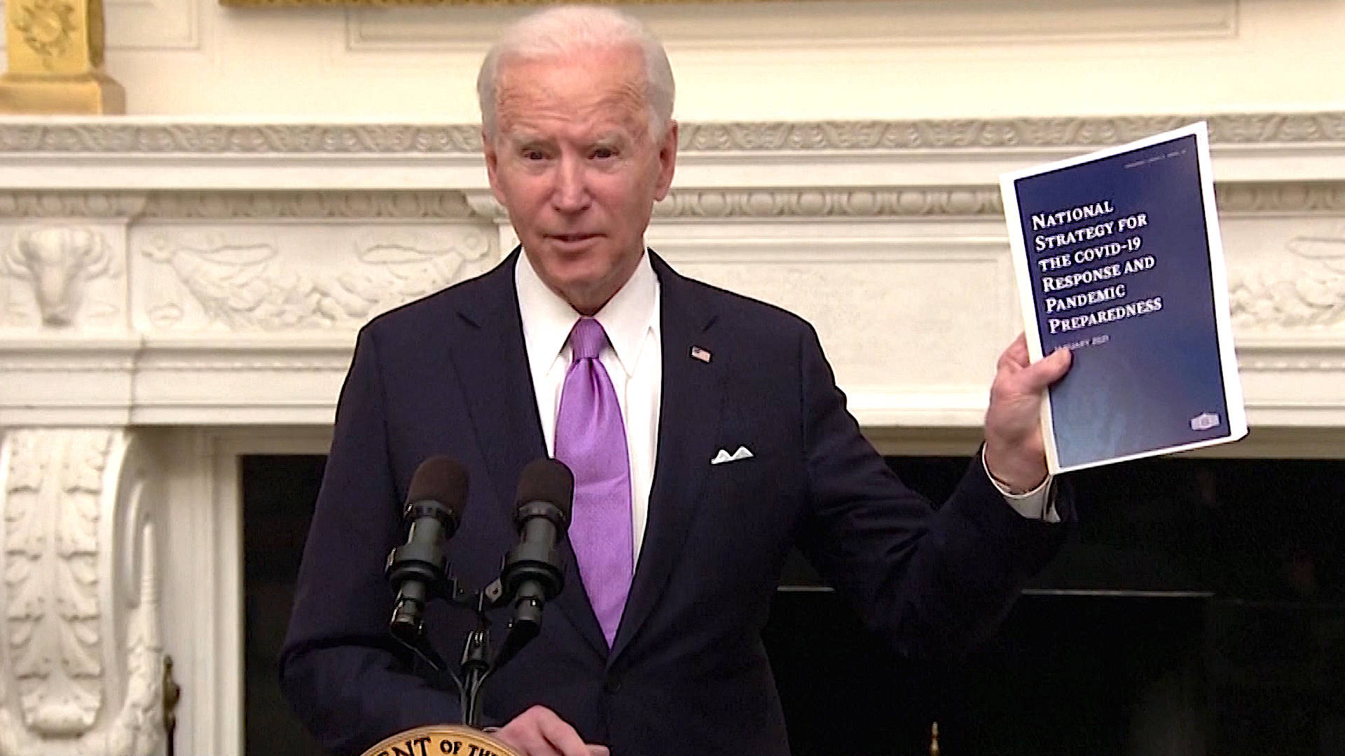 """Read more about the article As Death Toll Tops 410,000, Biden Pushes """"Wartime Effort"""" to Fight COVID. But Could More Be Done?"""