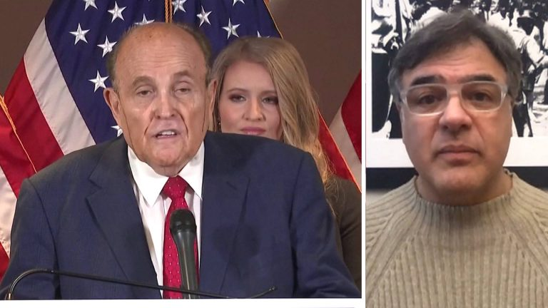 Read more about the article Profiting from Pardons: Giuliani Aide Told CIA Whistleblower a Trump Pardon Would Cost $2 Million