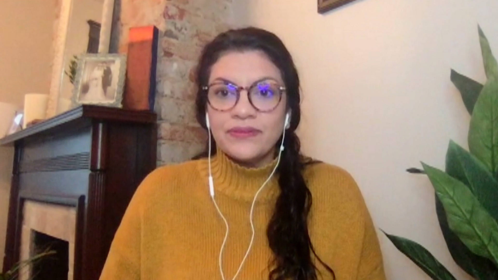 Read more about the article Rep. Rashida Tlaib: I Fear Trump Will Lead More Violent Attacks; He Must Be Held to Account