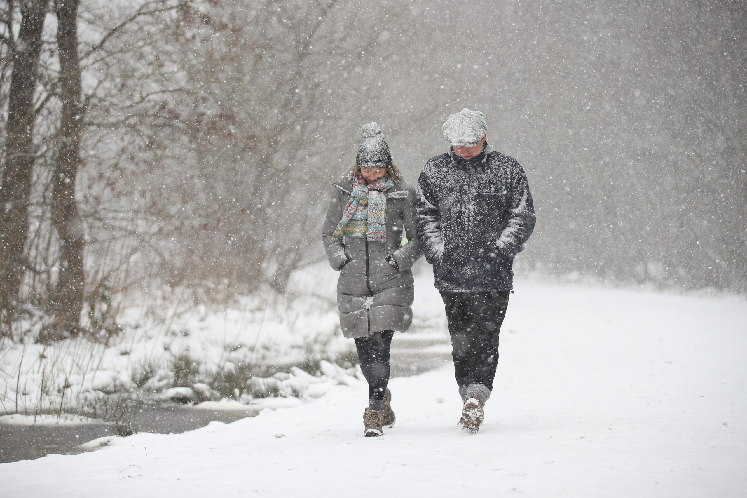 Read more about the article Mercury plunges to minus 22.9C on coldest UK night in more than 25 years