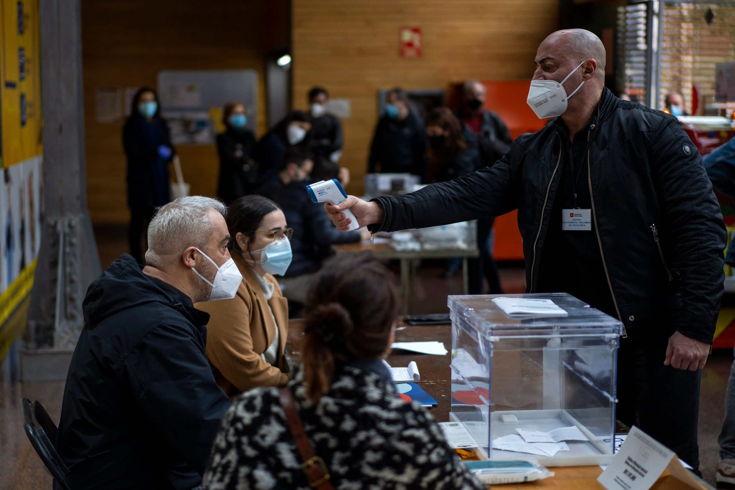 Read more about the article Catalans set to vote in an election that could be a test for the separatist movement