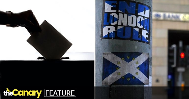 Read more about the article A new grassroots movement is 'uniting people' for Scottish independence