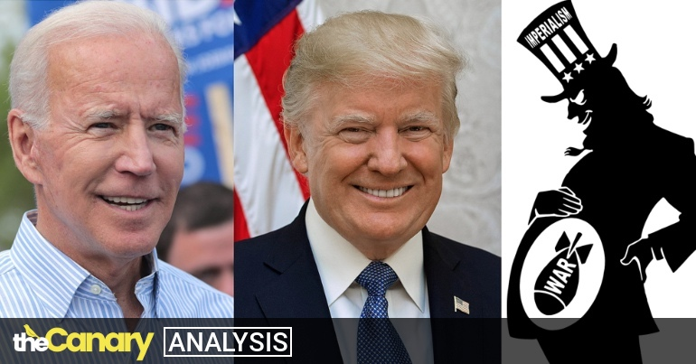 Read more about the article Biden may have thrown the left a few bones, but he's keeping some of Trump's worst policies in place